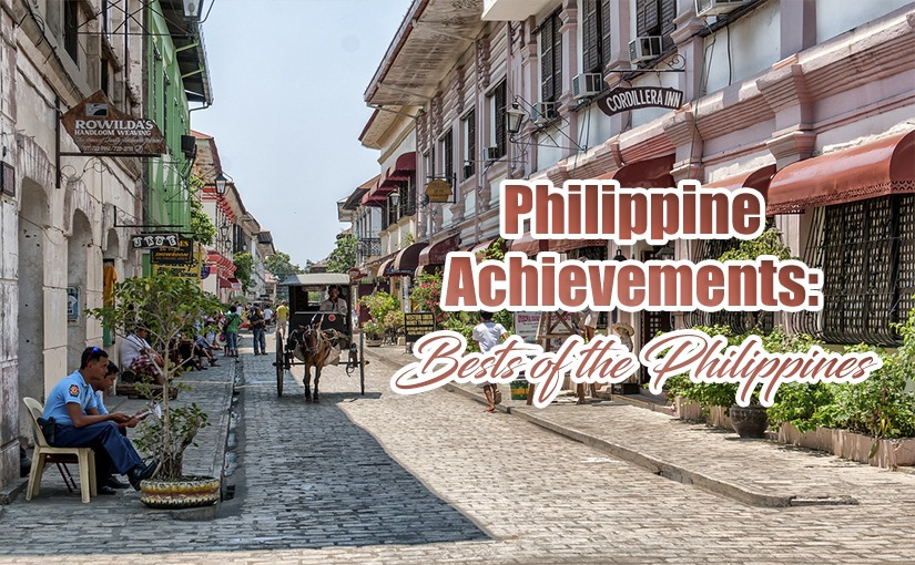 Philippine Achievements: Bests of the Philippines