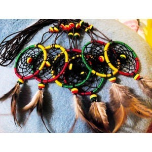 Necklace Rasta