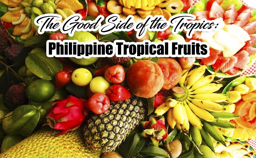 The Good Side of the Tropics: Philippine Tropical Fruits