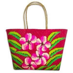 Hibiscus Flowers Bag