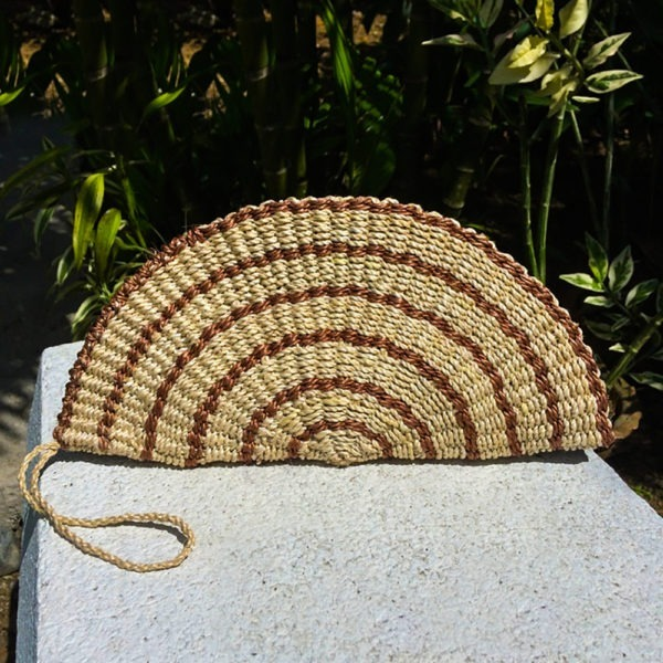 Kalila Clutch Abaca Bag