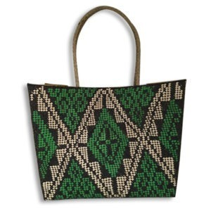 Reed Grass Abaca Bag