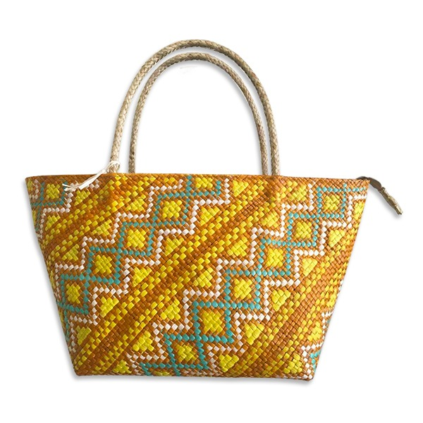 Kultura Abaca Bag Design: Reed Grass Bag 61
