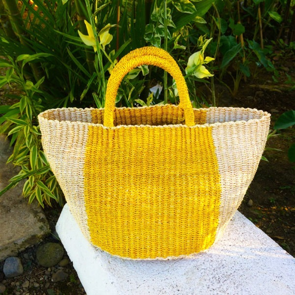 Alena Abaca Bag